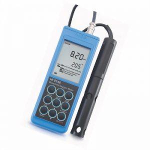 Oxigenometru portabil HI 9146
