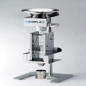 Tester densitate pulberi vrac Scott