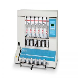 Sistem de extractie a grasimii Soxtest