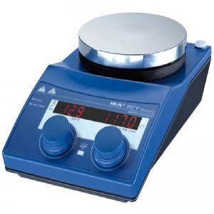 Agitator magnetic cu incalzire RCT BASIC Safety control
