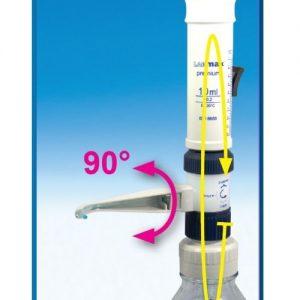 Dispenser de laborator premium Labmax 1-10ml